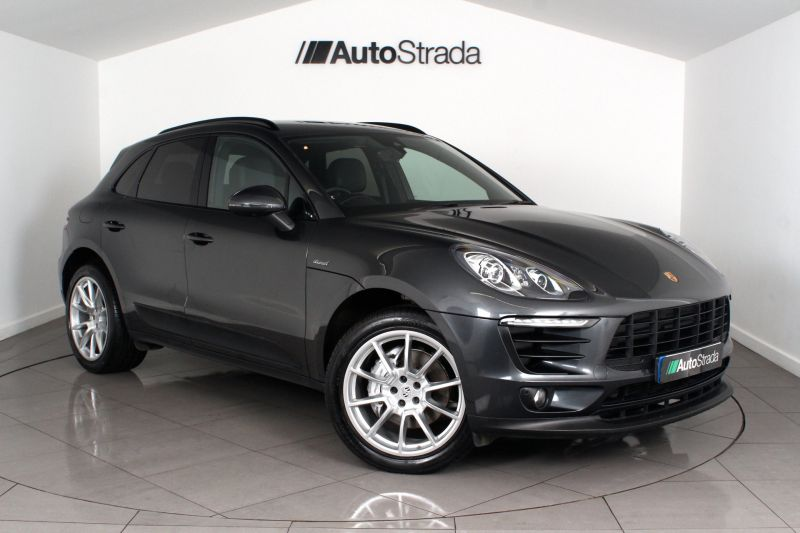 Used PORSCHE MACAN in Somerset for sale