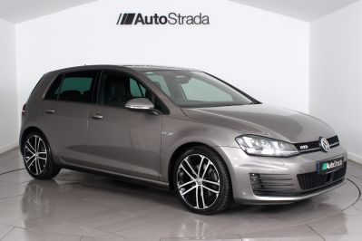 VOLKSWAGEN GOLF 2.0 GTD DSG 5 DOOR - 3303 - 8