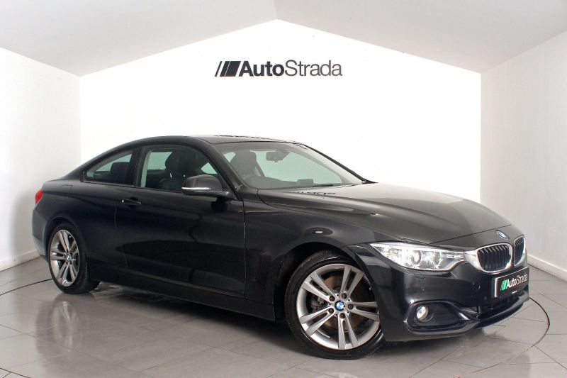 Used BMW 4 SERIES in Somerset for sale