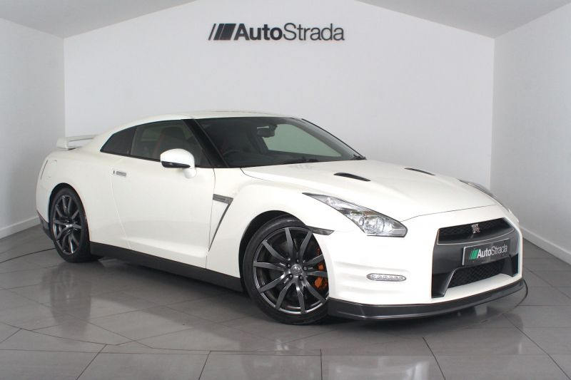 Used NISSAN GT-R in Somerset for sale