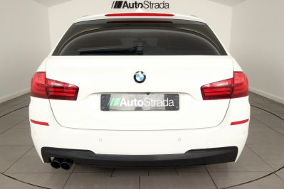 BMW 5 SERIES 520D 2.0 M SPORT TOURING - 3396 - 22