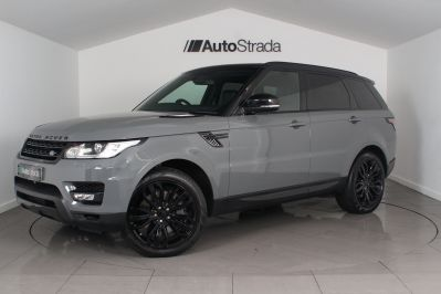 LAND ROVER RANGE ROVER SPORT SDV6 HSE DYNAMIC SUV - 3039 - 5