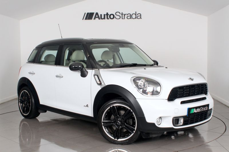 Used MINI COUNTRYMAN in Somerset for sale