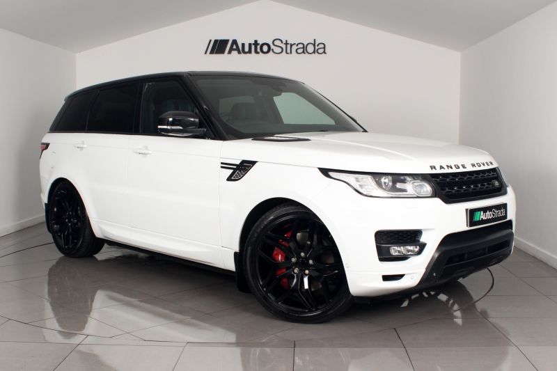 Used LAND ROVER RANGE ROVER SPORT AUTOBIOGRAPHY in Somerset for sale