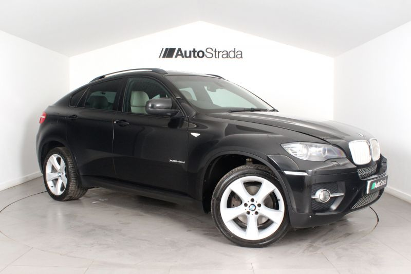 Used BMW X6 in Somerset for sale
