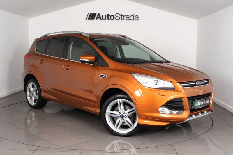 Used FORD KUGA in Somerset for sale
