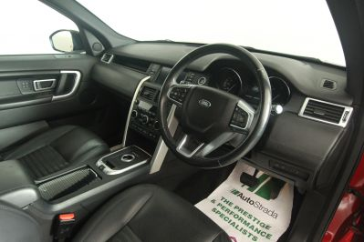 LAND ROVER DISCOVERY SPORT SD4 HSE LUXURY - 3907 - 29