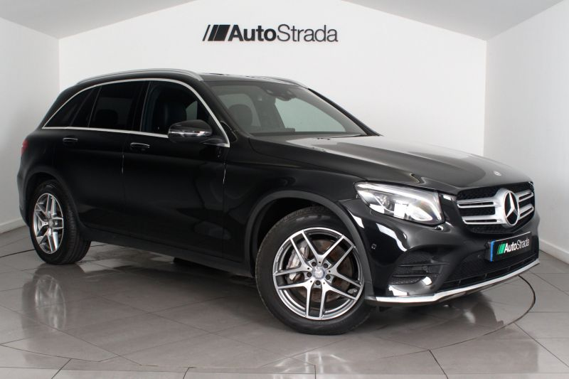 Used MERCEDES GLC-CLASS in Somerset for sale