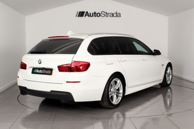 BMW 5 SERIES 520D 2.0 M SPORT TOURING - 3396 - 15
