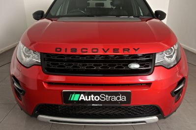 LAND ROVER DISCOVERY SPORT SD4 HSE LUXURY - 3907 - 54