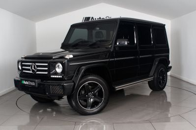MERCEDES-BENZ G350 CDI 3.0D NIGHT EDITION  - 3367 - 6