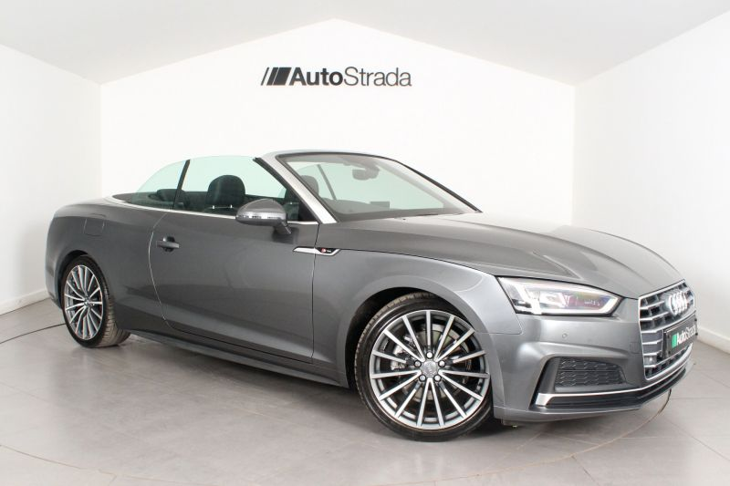 Used AUDI A5 in Somerset for sale