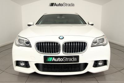 BMW 5 SERIES 520D 2.0 M SPORT TOURING - 3396 - 24