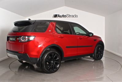 LAND ROVER DISCOVERY SPORT SD4 HSE LUXURY - 3907 - 11