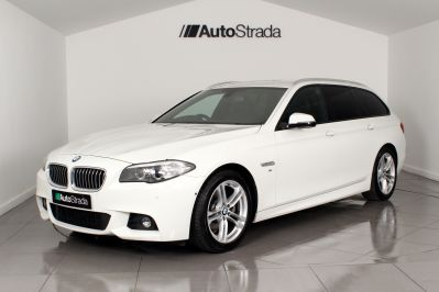 BMW 5 SERIES 520D 2.0 M SPORT TOURING - 3396 - 14