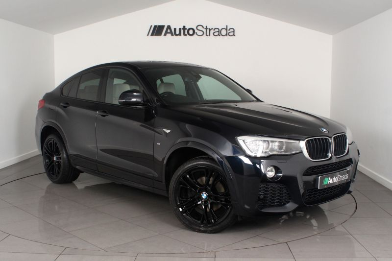 Used BMW X4 in Somerset for sale
