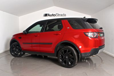 LAND ROVER DISCOVERY SPORT SD4 HSE LUXURY - 3907 - 15
