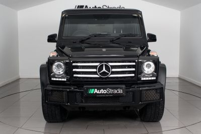 MERCEDES-BENZ G350 CDI 3.0D NIGHT EDITION  - 3367 - 18