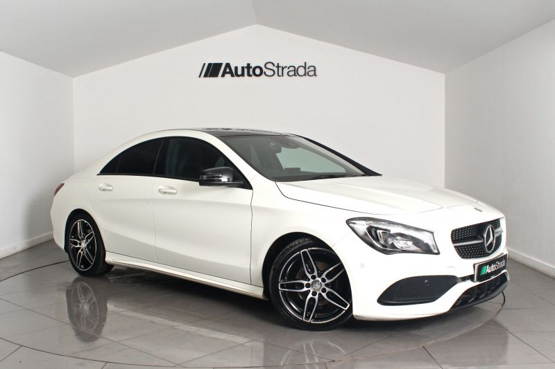 Used MERCEDES CLA in Somerset for sale
