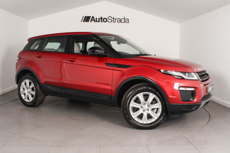 Used LAND ROVER RANGE ROVER EVOQUE in Somerset for sale