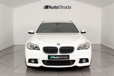 BMW 5 SERIES 520D 2.0 M SPORT TOURING - 3396 - 9