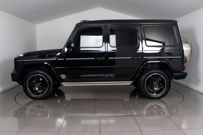 MERCEDES-BENZ G350 CDI 3.0D NIGHT EDITION  - 3367 - 8