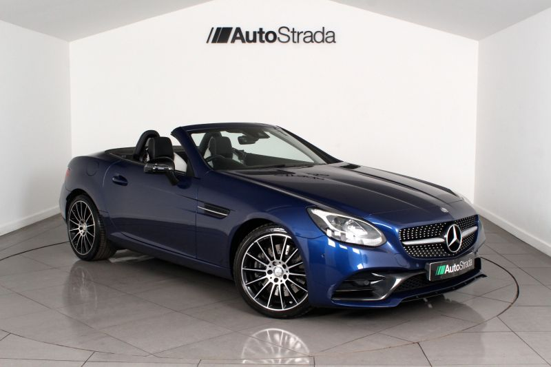 Used MERCEDES SLC in Somerset for sale