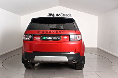 LAND ROVER DISCOVERY SPORT SD4 HSE LUXURY - 3907 - 12