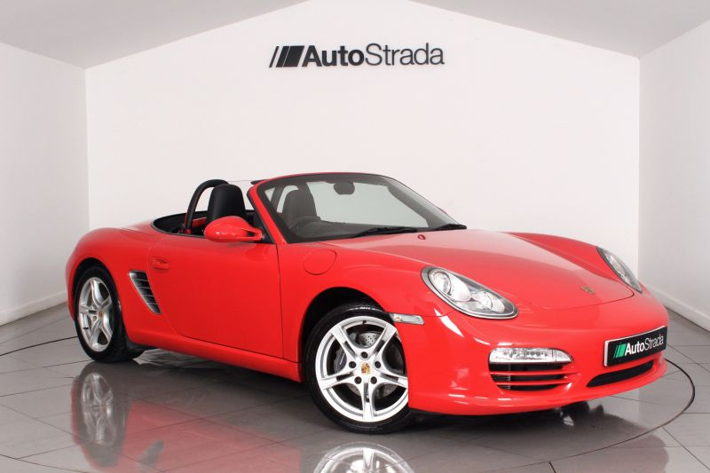 Used PORSCHE BOXSTER 987 in Somerset for sale