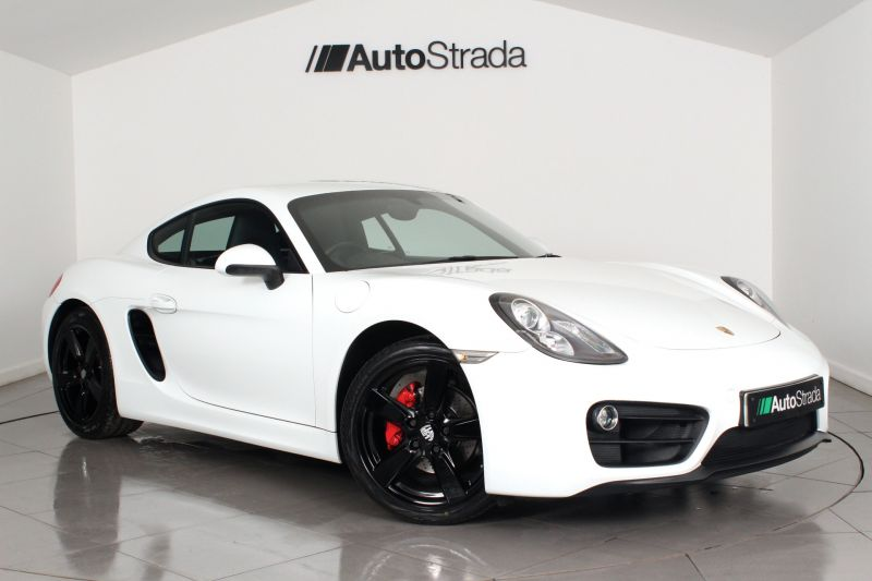 Used PORSCHE CAYMAN in Somerset for sale