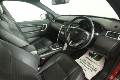 LAND ROVER DISCOVERY SPORT SD4 HSE LUXURY - 3907 - 25