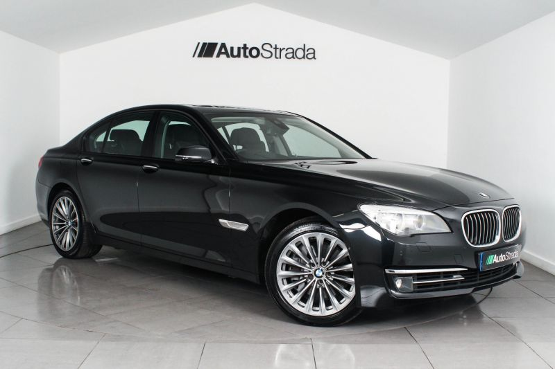 Used BMW 7 SERIES in Somerset for sale