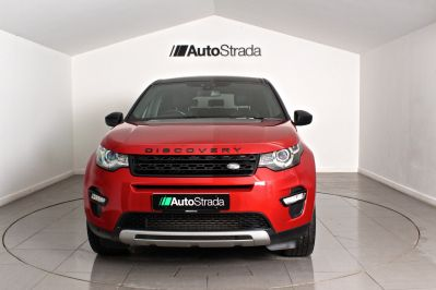 LAND ROVER DISCOVERY SPORT SD4 HSE LUXURY - 3907 - 9