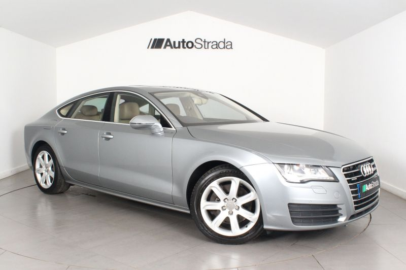 Used AUDI A7 in Somerset for sale