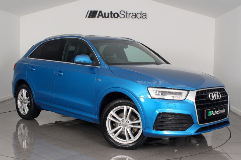 Used AUDI Q3 in Somerset for sale