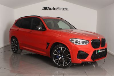 BMW X3 M COMPETITION - 3760 - 57