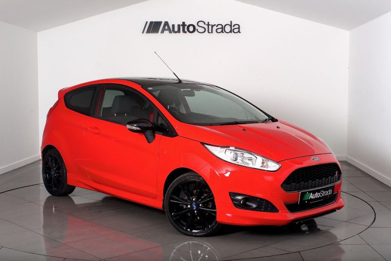 Used FORD FIESTA in Somerset for sale