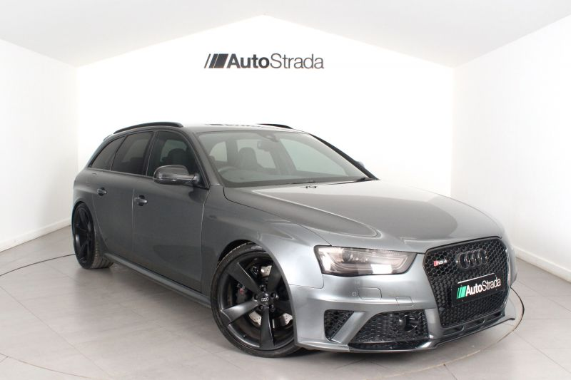 Used AUDI A4 in Somerset for sale