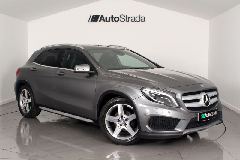 Used MERCEDES GLA-CLASS in Somerset for sale