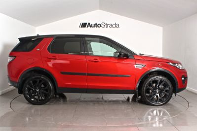LAND ROVER DISCOVERY SPORT SD4 HSE LUXURY - 3907 - 6