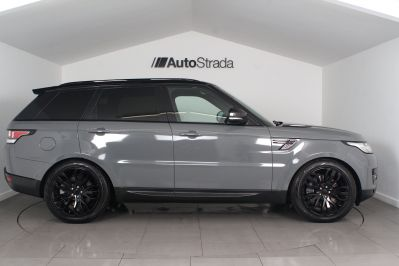 LAND ROVER RANGE ROVER SPORT SDV6 HSE DYNAMIC SUV - 3039 - 61