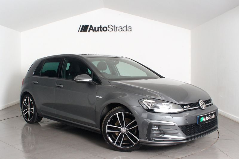 Used VOLKSWAGEN GOLF in Somerset for sale