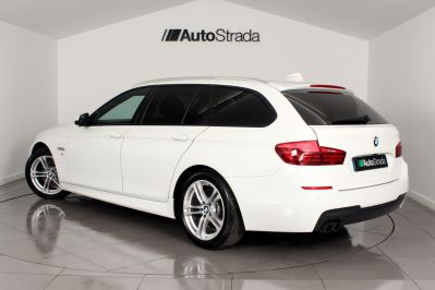 BMW 5 SERIES 520D 2.0 M SPORT TOURING - 3396 - 12