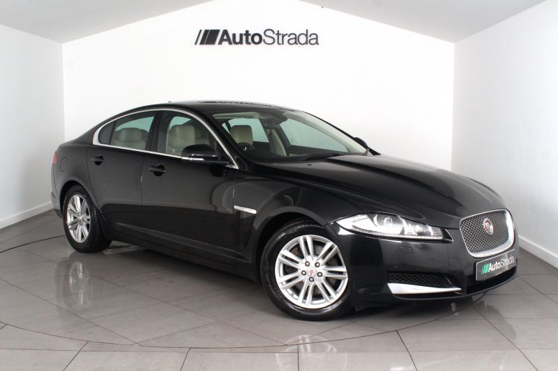 Used JAGUAR XF in Somerset for sale