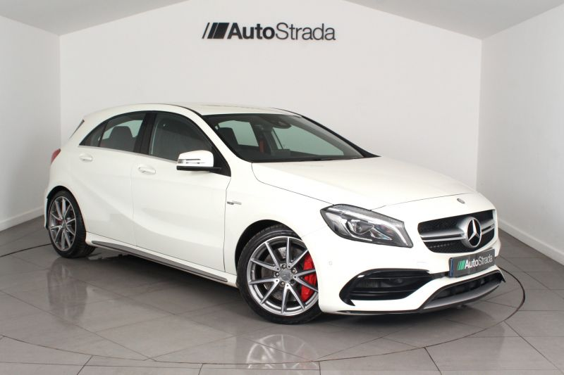 Used MERCEDES A-CLASS in Somerset for sale