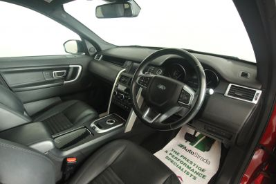 LAND ROVER DISCOVERY SPORT SD4 HSE LUXURY - 3907 - 2