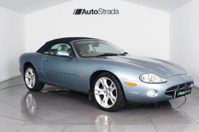 JAGUAR XK8 CONVERTIBLE - 3261 - 22