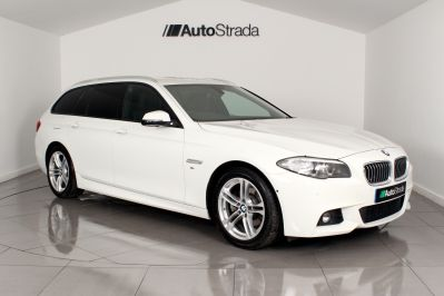 BMW 5 SERIES 520D 2.0 M SPORT TOURING - 3396 - 13