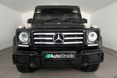 MERCEDES-BENZ G350 CDI 3.0D NIGHT EDITION  - 3367 - 37