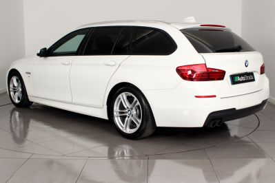 BMW 5 SERIES 520D 2.0 M SPORT TOURING - 3396 - 23
